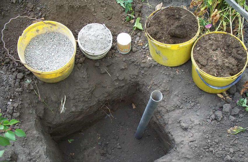 подготовка почвы под посадку винограда