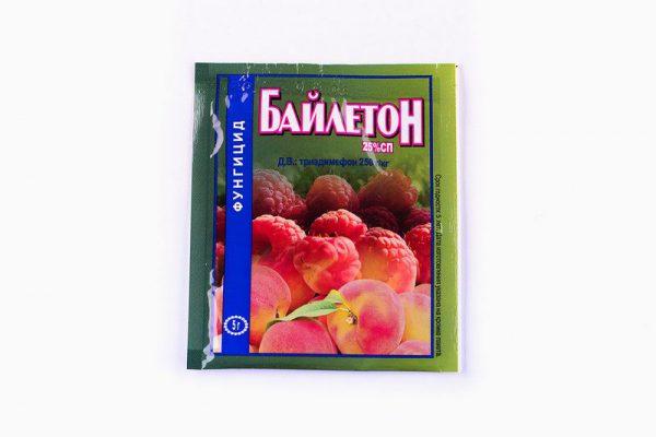 фунгицид Байлетон